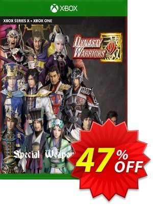Dynasty Warriors 9 Special Weapon Edition Xbox One (UK) Coupon discount Dynasty Warriors 9 Special Weapon Edition Xbox One (UK) Deal 2021 CDkeys