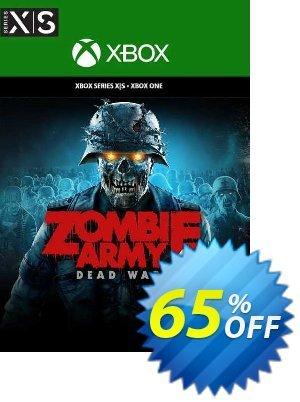 Zombie Army 4 Dead War Xbox One/ Xbox Series X|S (UK) Coupon discount Zombie Army 4 Dead War Xbox One/ Xbox Series X|S (UK) Deal 2021 CDkeys