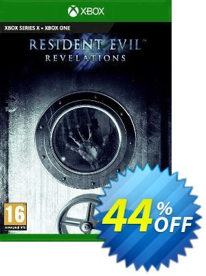 Resident Evil Revelations Xbox One (UK) Coupon discount Resident Evil Revelations Xbox One (UK) Deal 2021 CDkeys