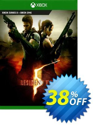 Resident Evil 5 Xbox One (UK) discount coupon Resident Evil 5 Xbox One (UK) Deal 2021 CDkeys - Resident Evil 5 Xbox One (UK) Exclusive Sale offer for iVoicesoft