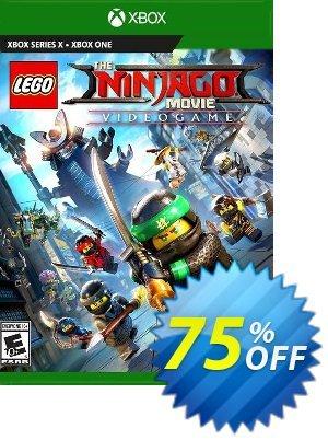 The LEGO Ninjago Movie Video Game Xbox One (US) Coupon discount The LEGO Ninjago Movie Video Game Xbox One (US) Deal 2021 CDkeys