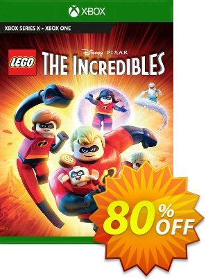 LEGO The Incredibles Xbox One (US) 優惠券,折扣碼 LEGO The Incredibles Xbox One (US) Deal 2021 CDkeys,促銷代碼: LEGO The Incredibles Xbox One (US) Exclusive Sale offer for iVoicesoft