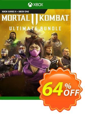 Mortal Kombat 11 Ultimate Xbox One / Xbox Series X|S (US) discount coupon Mortal Kombat 11 Ultimate Xbox One / Xbox Series X|S (US) Deal 2021 CDkeys - Mortal Kombat 11 Ultimate Xbox One / Xbox Series X|S (US) Exclusive Sale offer for iVoicesoft