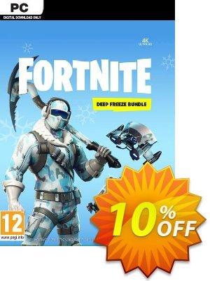 Fortnite Deep Freeze Bundle PC discount coupon Fortnite Deep Freeze Bundle PC Deal - Fortnite Deep Freeze Bundle PC Exclusive offer for iVoicesoft