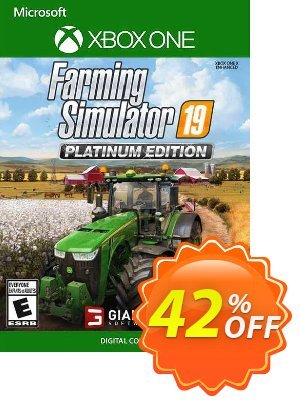 Farming Simulator 19 - Platinum Edition Xbox One (US) 優惠券,折扣碼 Farming Simulator 19 - Platinum Edition Xbox One (US) Deal 2021 CDkeys,促銷代碼: Farming Simulator 19 - Platinum Edition Xbox One (US) Exclusive Sale offer for iVoicesoft