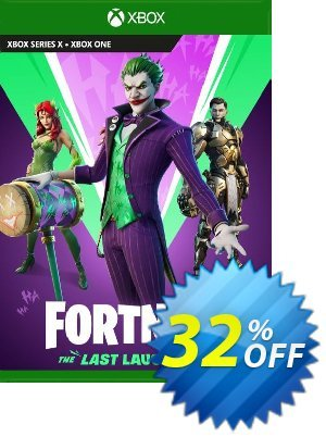 Fortnite - The Last Laugh Bundle Xbox One (US) 優惠券,折扣碼 Fortnite - The Last Laugh Bundle Xbox One (US) Deal 2021 CDkeys,促銷代碼: Fortnite - The Last Laugh Bundle Xbox One (US) Exclusive Sale offer for iVoicesoft