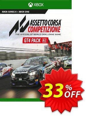 Assetto Corsa Competizione GT4 Pack Xbox One (UK) discount coupon Assetto Corsa Competizione GT4 Pack Xbox One (UK) Deal 2021 CDkeys - Assetto Corsa Competizione GT4 Pack Xbox One (UK) Exclusive Sale offer for iVoicesoft
