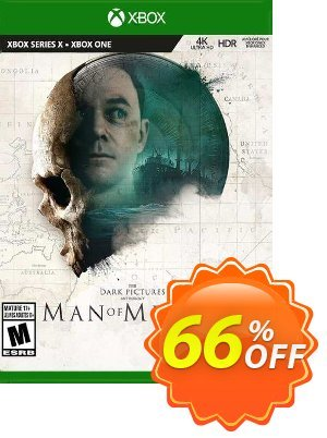 The Dark Pictures Anthology: Man Of Medan Xbox One (UK) Coupon discount The Dark Pictures Anthology: Man Of Medan Xbox One (UK) Deal 2021 CDkeys