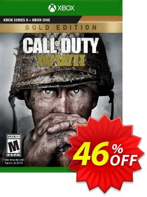 Call of Duty: WWII - Gold Edition Xbox One (EU) 優惠券,折扣碼 Call of Duty: WWII - Gold Edition Xbox One (EU) Deal 2021 CDkeys,促銷代碼: Call of Duty: WWII - Gold Edition Xbox One (EU) Exclusive Sale offer for iVoicesoft