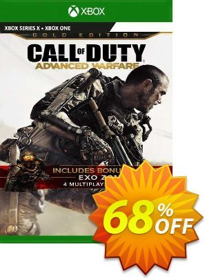 Call of Duty: Advanced Warfare Gold Edition Xbox One (EU) discount coupon Call of Duty: Advanced Warfare Gold Edition Xbox One (EU) Deal 2021 CDkeys - Call of Duty: Advanced Warfare Gold Edition Xbox One (EU) Exclusive Sale offer for iVoicesoft