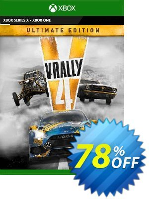 V-Rally 4 Ultimate Edition Xbox One (UK) Coupon discount V-Rally 4 Ultimate Edition Xbox One (UK) Deal 2021 CDkeys