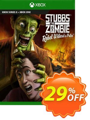 Stubbs the Zombie in Rebel Without a Pulse Xbox One (UK) 優惠券,折扣碼 Stubbs the Zombie in Rebel Without a Pulse Xbox One (UK) Deal 2021 CDkeys,促銷代碼: Stubbs the Zombie in Rebel Without a Pulse Xbox One (UK) Exclusive Sale offer for iVoicesoft