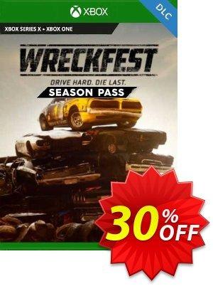 Wreckfest Season Pass Xbox One (UK) Coupon discount Wreckfest Season Pass Xbox One (UK) Deal 2021 CDkeys