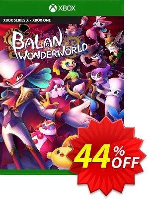 Balan Wonderworld Xbox One (UK) 優惠券,折扣碼 Balan Wonderworld Xbox One (UK) Deal 2021 CDkeys,促銷代碼: Balan Wonderworld Xbox One (UK) Exclusive Sale offer for iVoicesoft