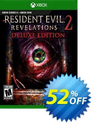 Resident Evil Revelations 2 Deluxe Edition Xbox One (UK) 優惠券,折扣碼 Resident Evil Revelations 2 Deluxe Edition Xbox One (UK) Deal 2021 CDkeys,促銷代碼: Resident Evil Revelations 2 Deluxe Edition Xbox One (UK) Exclusive Sale offer for iVoicesoft