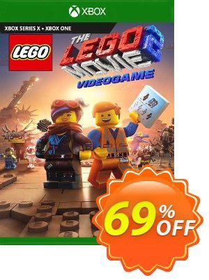 The Lego Movie 2 The Video Game Xbox One (US) 優惠券,折扣碼 The Lego Movie 2 The Video Game Xbox One (US) Deal 2021 CDkeys,促銷代碼: The Lego Movie 2 The Video Game Xbox One (US) Exclusive Sale offer for iVoicesoft