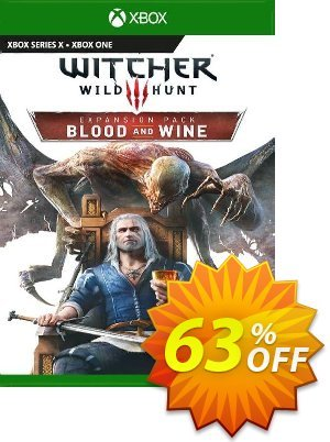 The Witcher 3 Wild Hunt – Blood and Wine Xbox One (UK) discount coupon The Witcher 3 Wild Hunt – Blood and Wine Xbox One (UK) Deal 2021 CDkeys - The Witcher 3 Wild Hunt – Blood and Wine Xbox One (UK) Exclusive Sale offer for iVoicesoft