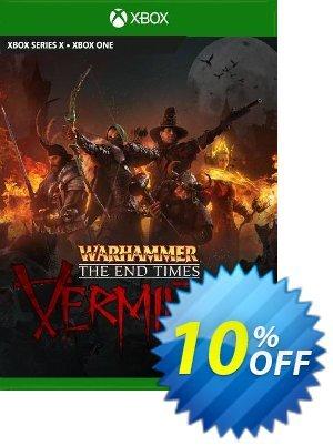 Warhammer: End Times - Vermintide Xbox One (UK) Coupon discount Warhammer: End Times - Vermintide Xbox One (UK) Deal 2021 CDkeys
