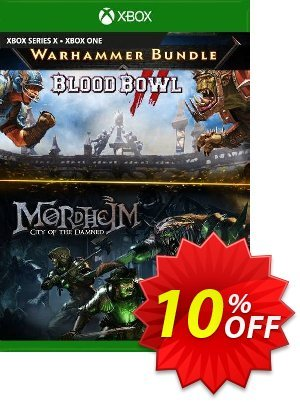 Warhammer Bundle: Mordheim and Blood Bowl 2 Xbox One (UK) 優惠券,折扣碼 Warhammer Bundle: Mordheim and Blood Bowl 2 Xbox One (UK) Deal 2021 CDkeys,促銷代碼: Warhammer Bundle: Mordheim and Blood Bowl 2 Xbox One (UK) Exclusive Sale offer for iVoicesoft