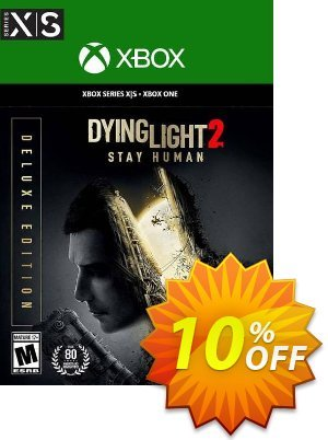 Dying Light 2 Stay Human - Deluxe Edition Xbox One (UK) discount coupon Dying Light 2 Stay Human - Deluxe Edition Xbox One (UK) Deal 2021 CDkeys - Dying Light 2 Stay Human - Deluxe Edition Xbox One (UK) Exclusive Sale offer for iVoicesoft