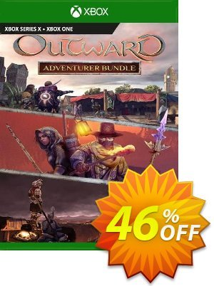 Outward: The Adventurer Bundle Xbox One (UK) discount coupon Outward: The Adventurer Bundle Xbox One (UK) Deal 2021 CDkeys - Outward: The Adventurer Bundle Xbox One (UK) Exclusive Sale offer for iVoicesoft