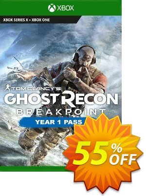 Tom Clancys Ghost Recon Breakpoint Year 1 Pass Xbox One (UK) 優惠券,折扣碼 Tom Clancys Ghost Recon Breakpoint Year 1 Pass Xbox One (UK) Deal 2021 CDkeys,促銷代碼: Tom Clancys Ghost Recon Breakpoint Year 1 Pass Xbox One (UK) Exclusive Sale offer for iVoicesoft