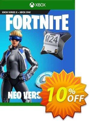 Fortnite Neo Versa + 2000 V-Bucks Xbox One discount coupon Fortnite Neo Versa + 2000 V-Bucks Xbox One Deal 2021 CDkeys - Fortnite Neo Versa + 2000 V-Bucks Xbox One Exclusive Sale offer for iVoicesoft