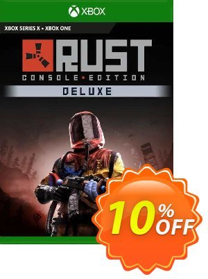 Rust Console Edition - Deluxe Edition Xbox One (EU) discount coupon Rust Console Edition - Deluxe Edition Xbox One (EU) Deal 2021 CDkeys - Rust Console Edition - Deluxe Edition Xbox One (EU) Exclusive Sale offer for iVoicesoft