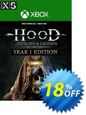 Hood: Outlaws & Legends - Year 1 Edition Xbox One/ Xbox Series X|S (UK) 優惠券,折扣碼 Hood: Outlaws & Legends - Year 1 Edition Xbox One/ Xbox Series X|S (UK) Deal 2021 CDkeys,促銷代碼: Hood: Outlaws & Legends - Year 1 Edition Xbox One/ Xbox Series X|S (UK) Exclusive Sale offer for iVoicesoft