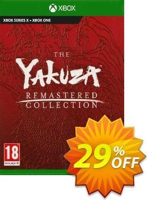 The Yakuza Remastered Collection Xbox One (UK) Coupon discount The Yakuza Remastered Collection Xbox One (UK) Deal 2021 CDkeys