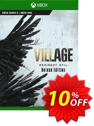 Resident Evil Village Deluxe Edition Xbox One Coupon discount Resident Evil Village Deluxe Edition Xbox One Deal 2021 CDkeys