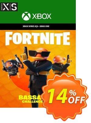 Fortnite - Bassassin Challenge Pack Xbox One (EU) Coupon discount Fortnite - Bassassin Challenge Pack Xbox One (EU) Deal 2021 CDkeys