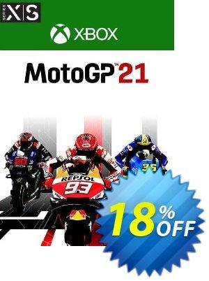 MotoGP 21 Xbox Series X|S (UK) 優惠券,折扣碼 MotoGP 21 Xbox Series X|S (UK) Deal 2021 CDkeys,促銷代碼: MotoGP 21 Xbox Series X|S (UK) Exclusive Sale offer for iVoicesoft