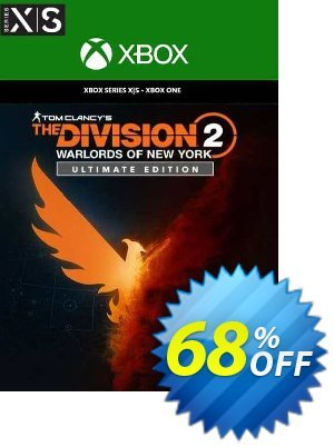 The Division 2 - Warlords of New York - Ultimate Edition Xbox One/ Xbox Series X|S 優惠券,折扣碼 The Division 2 - Warlords of New York - Ultimate Edition Xbox One/ Xbox Series X|S Deal 2021 CDkeys,促銷代碼: The Division 2 - Warlords of New York - Ultimate Edition Xbox One/ Xbox Series X|S Exclusive Sale offer for iVoicesoft