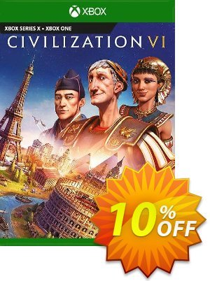 Sid Meiers Civilization 6 Xbox One (EU) 優惠券,折扣碼 Sid Meiers Civilization 6 Xbox One (EU) Deal 2021 CDkeys,促銷代碼: Sid Meiers Civilization 6 Xbox One (EU) Exclusive Sale offer for iVoicesoft
