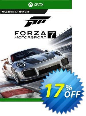 Forza Motorsport 7 Standard Edition Xbox One (EU) 優惠券,折扣碼 Forza Motorsport 7 Standard Edition Xbox One (EU) Deal 2021 CDkeys,促銷代碼: Forza Motorsport 7 Standard Edition Xbox One (EU) Exclusive Sale offer for iVoicesoft