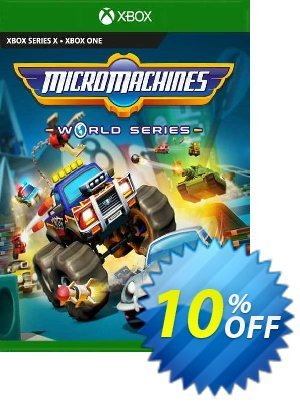 Micro Machines World Series Xbox One (EU) discount coupon Micro Machines World Series Xbox One (EU) Deal 2021 CDkeys - Micro Machines World Series Xbox One (EU) Exclusive Sale offer for iVoicesoft