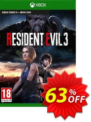 Resident Evil 3 Xbox One (EU) discount coupon Resident Evil 3 Xbox One (EU) Deal 2021 CDkeys - Resident Evil 3 Xbox One (EU) Exclusive Sale offer for iVoicesoft