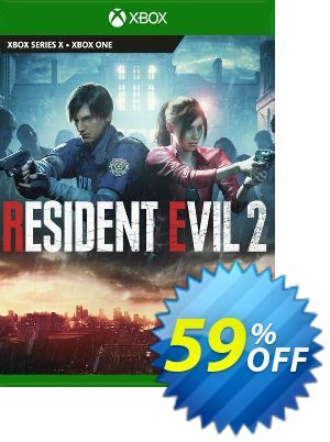 Resident Evil 2 Xbox One (EU) discount coupon Resident Evil 2 Xbox One (EU) Deal 2021 CDkeys - Resident Evil 2 Xbox One (EU) Exclusive Sale offer for iVoicesoft