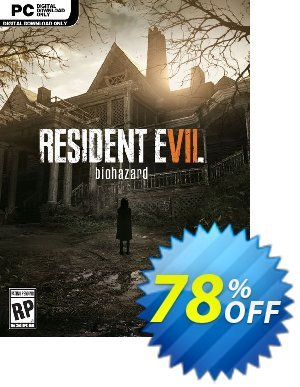 Resident Evil 7 - Biohazard PC discount coupon Resident Evil 7 - Biohazard PC Deal - Resident Evil 7 - Biohazard PC Exclusive offer for iVoicesoft