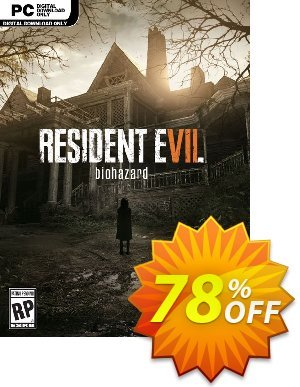 Resident Evil 7 - Biohazard PC Coupon, discount Resident Evil 7 - Biohazard PC Deal. Promotion: Resident Evil 7 - Biohazard PC Exclusive offer for iVoicesoft