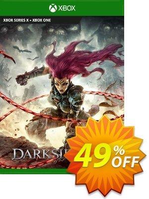 Darksiders III Xbox One (EU) Coupon discount Darksiders III Xbox One (EU) Deal 2021 CDkeys