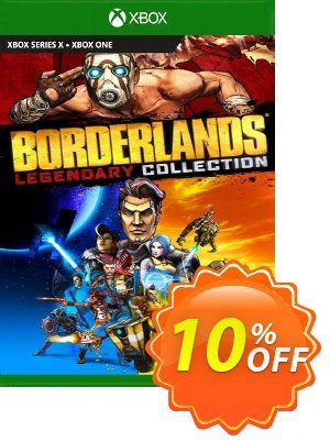 Borderlands Legendary Collection Xbox One (EU) Coupon discount Borderlands Legendary Collection Xbox One (EU) Deal 2021 CDkeys