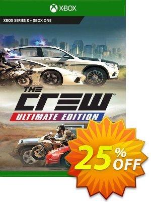 The Crew Ultimate Edition Xbox One (EU) Coupon discount The Crew Ultimate Edition Xbox One (EU) Deal 2021 CDkeys