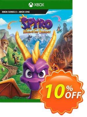 Spyro Reignited Trilogy Xbox One (EU) Coupon discount Spyro Reignited Trilogy Xbox One (EU) Deal 2021 CDkeys