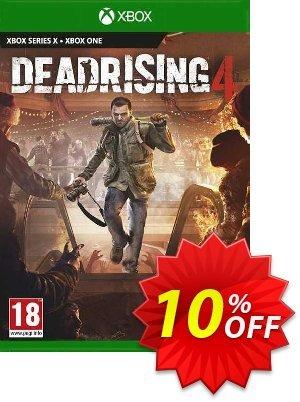 Dead Rising 4 Xbox One (EU) Coupon discount Dead Rising 4 Xbox One (EU) Deal 2021 CDkeys