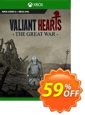 Valiant Hearts: The Great War Xbox One Coupon discount Valiant Hearts: The Great War Xbox One Deal 2021 CDkeys