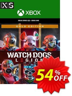 Watch Dogs Legion - Gold Edition Xbox One (WW) discount coupon Watch Dogs Legion - Gold Edition Xbox One (WW) Deal 2021 CDkeys - Watch Dogs Legion - Gold Edition Xbox One (WW) Exclusive Sale offer for iVoicesoft