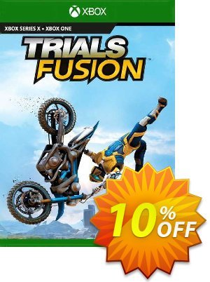 Trials Fusion Xbox One Coupon discount Trials Fusion Xbox One Deal 2021 CDkeys