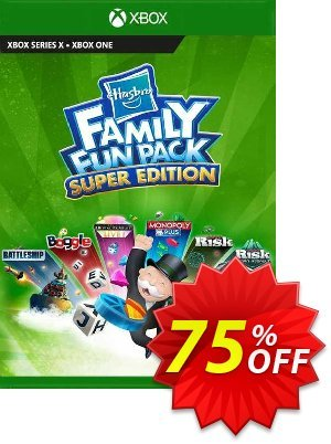 Hasbro Family Fun Pack - Super Edition Xbox One (EU) 優惠券,折扣碼 Hasbro Family Fun Pack - Super Edition Xbox One (EU) Deal 2021 CDkeys,促銷代碼: Hasbro Family Fun Pack - Super Edition Xbox One (EU) Exclusive Sale offer for iVoicesoft